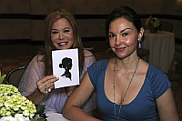 Ashley Judd and Cindi Rose
